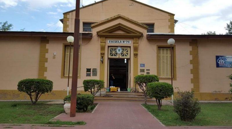 La Escuela 76 Martín Rodríguez de Ing. Luiggi cumple 109 años