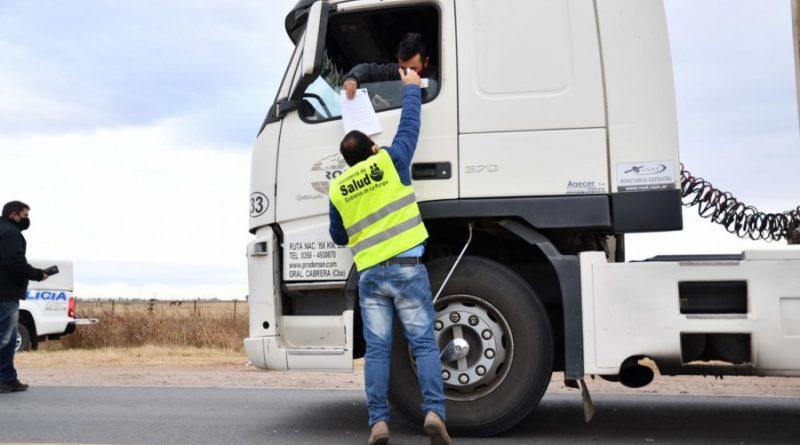 Coronavirus: el camionero de Realicó que se contagió ya se recuperó