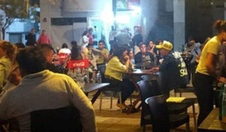 Ingeniero Luiggi: Siguen prohibidos los shows en vivo en la localidad por la situación epidemiológica.