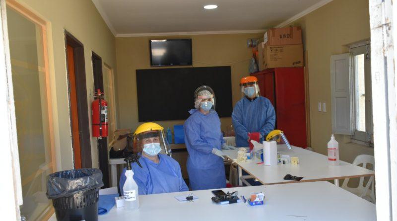 COVID-19: Hoy se detectaron 394 nuevos casos en La Pampa, 3 en Ingeniero Luiggi 81 son los casos activos en la localidad.