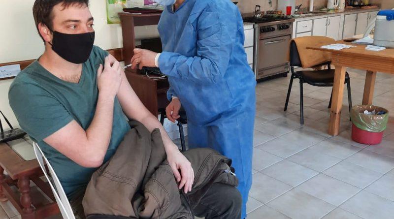 ¡Excelente noticia! La Pampa comenzará a vacunar a todos los mayores de 35 años sin comorbilidades.