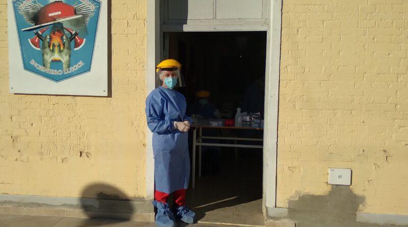 COVID-19: Hoy se detectaron 316 casos en La Pampa, 4 casos en Ingeniero Luiggi.