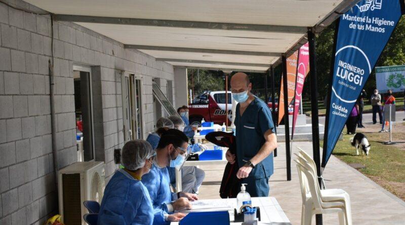 COVID-19: Salud detectó hoy 253 casos en La Pampa, 3 en Ingeniero Luiggi
