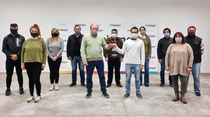 La Pampa: Kroneberger y Maquieyra, a un paso de la victoria en la interna opositora